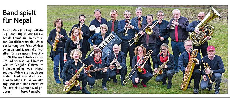 Big Band OV 26.02.16